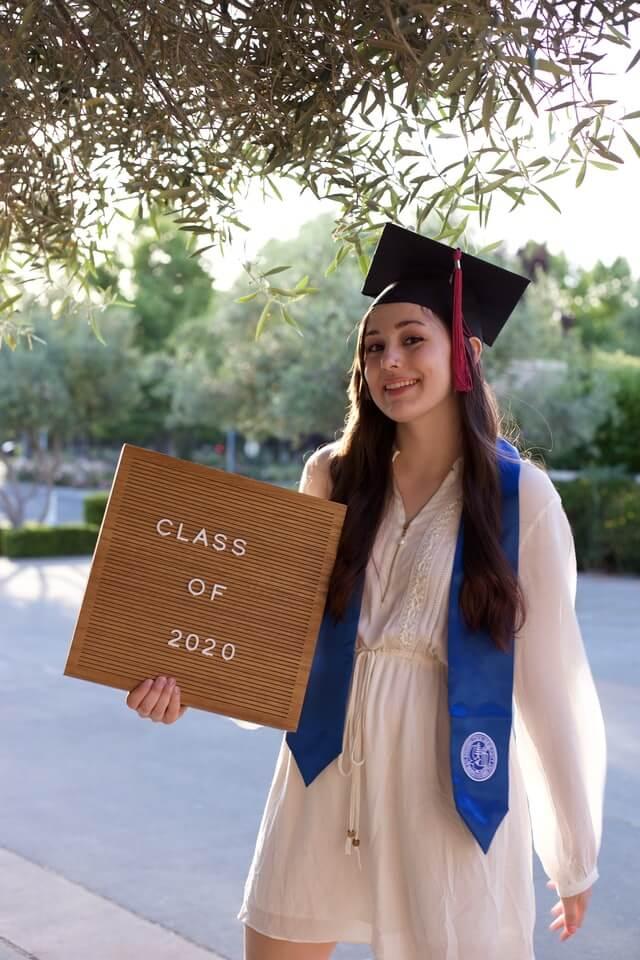 סיום תואר 2020
